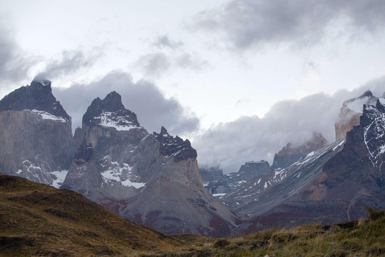 Torres del Paine, Chile puzzle