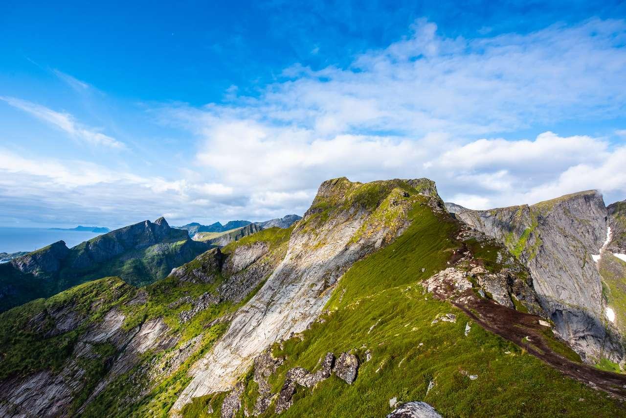 Nordland, Norwegia.