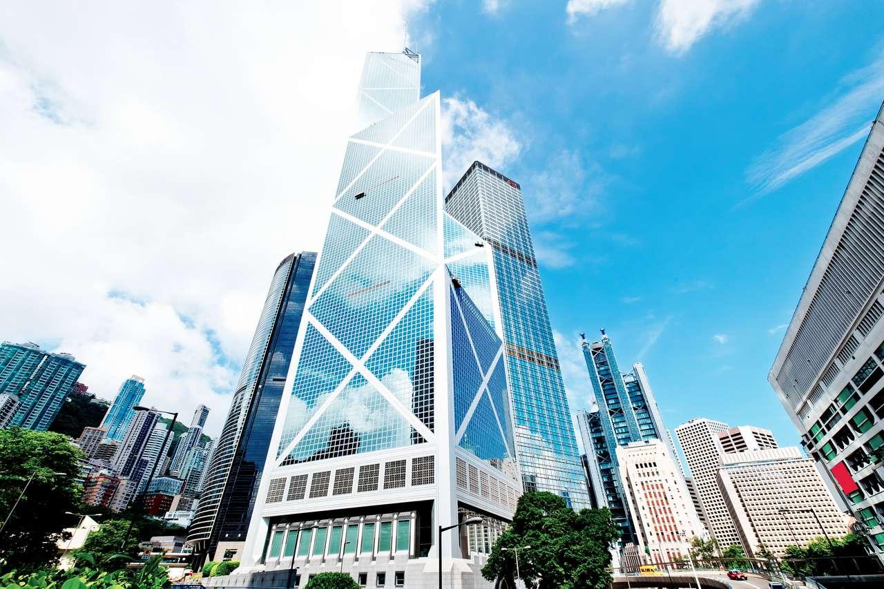 Hong Kong City.