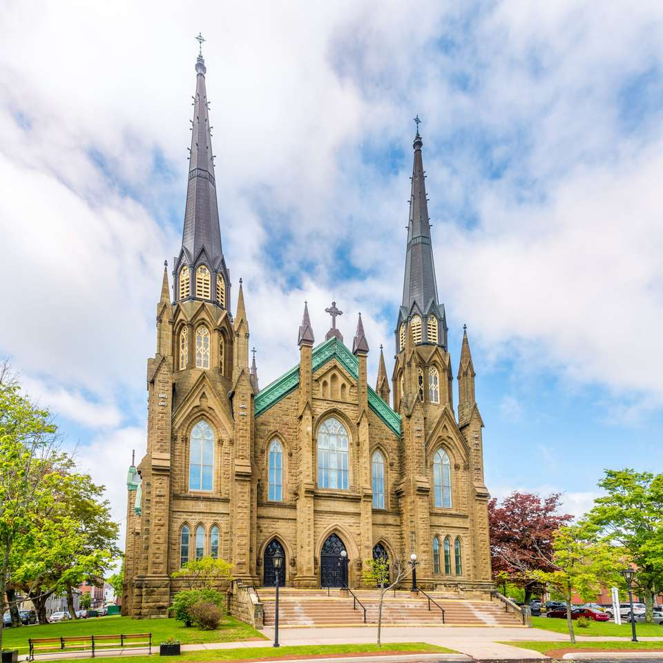 Bazylika Saint Dunstant, Kanada puzzle online
