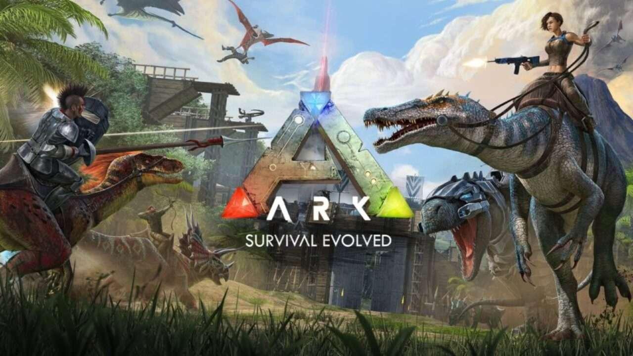 Ark Survival.