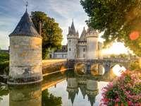 Pałac Sully-sur-Loire