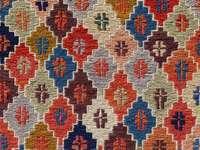 Tło dywanik ornamentowy wzór