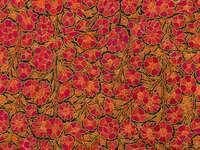 Szczegół Handmade Pashmina Szal z delikatnym haftem na rynku rzemiosła na świeżym powietrzu w Kathmandu, Nepal. Azjatyckie ręcznie robione pamiątki wykonane z lokalnym rzemieślnikiem i sprzedawany na rynku