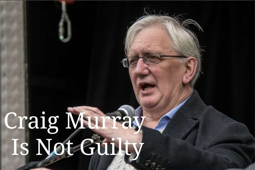 Craig Murray.