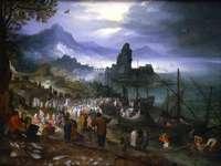 Kazanie na morzu Galilei
