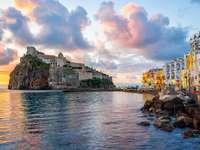 Ischia Island, Zatoka Neapolu