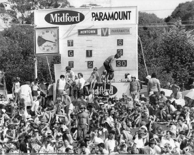 Orana Park, Leumeah 1983