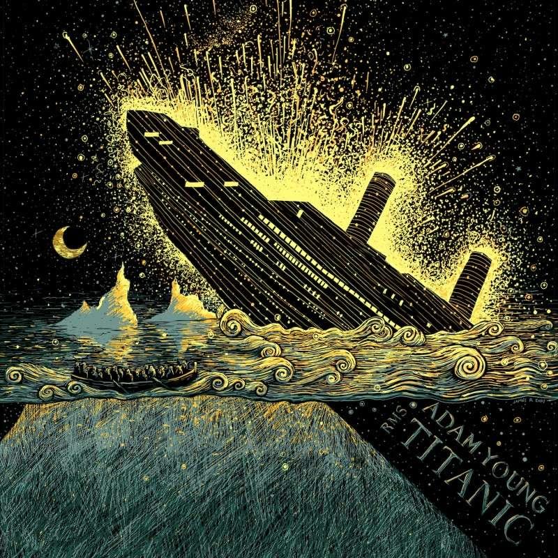 Okładka albumu Titanica