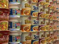 Noodle Cup.