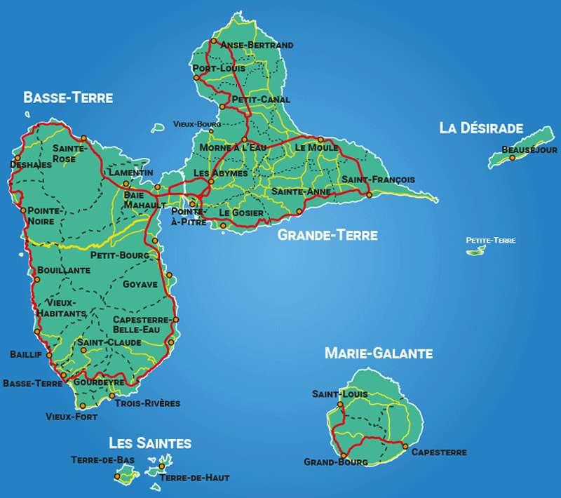 Gwada Map Tak YouPi Baby