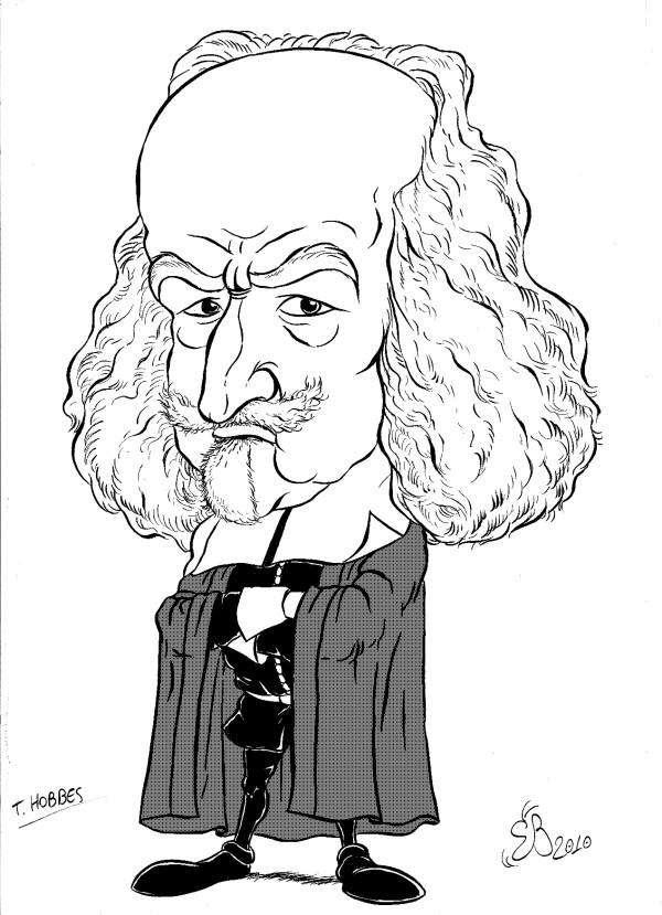 Thomas hobbes puzzle ze zdjęcia
