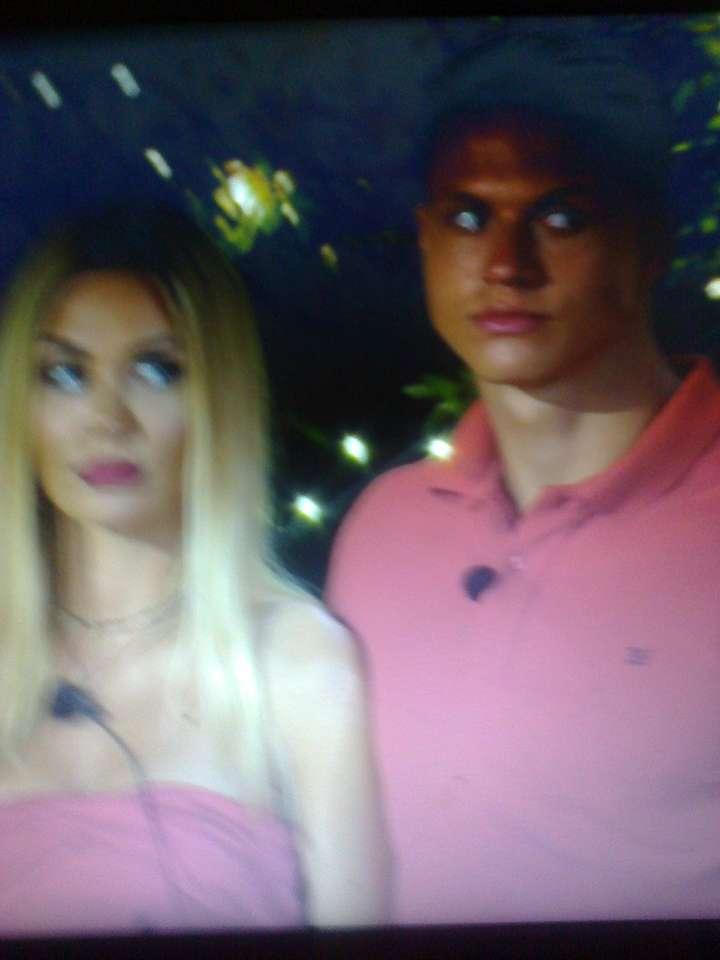 Arsen i Angela.Love Island 3.