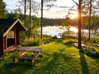 Jeziora w Finlandii