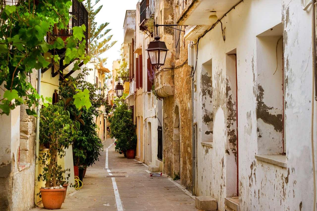 Retimno Grecja Kreta