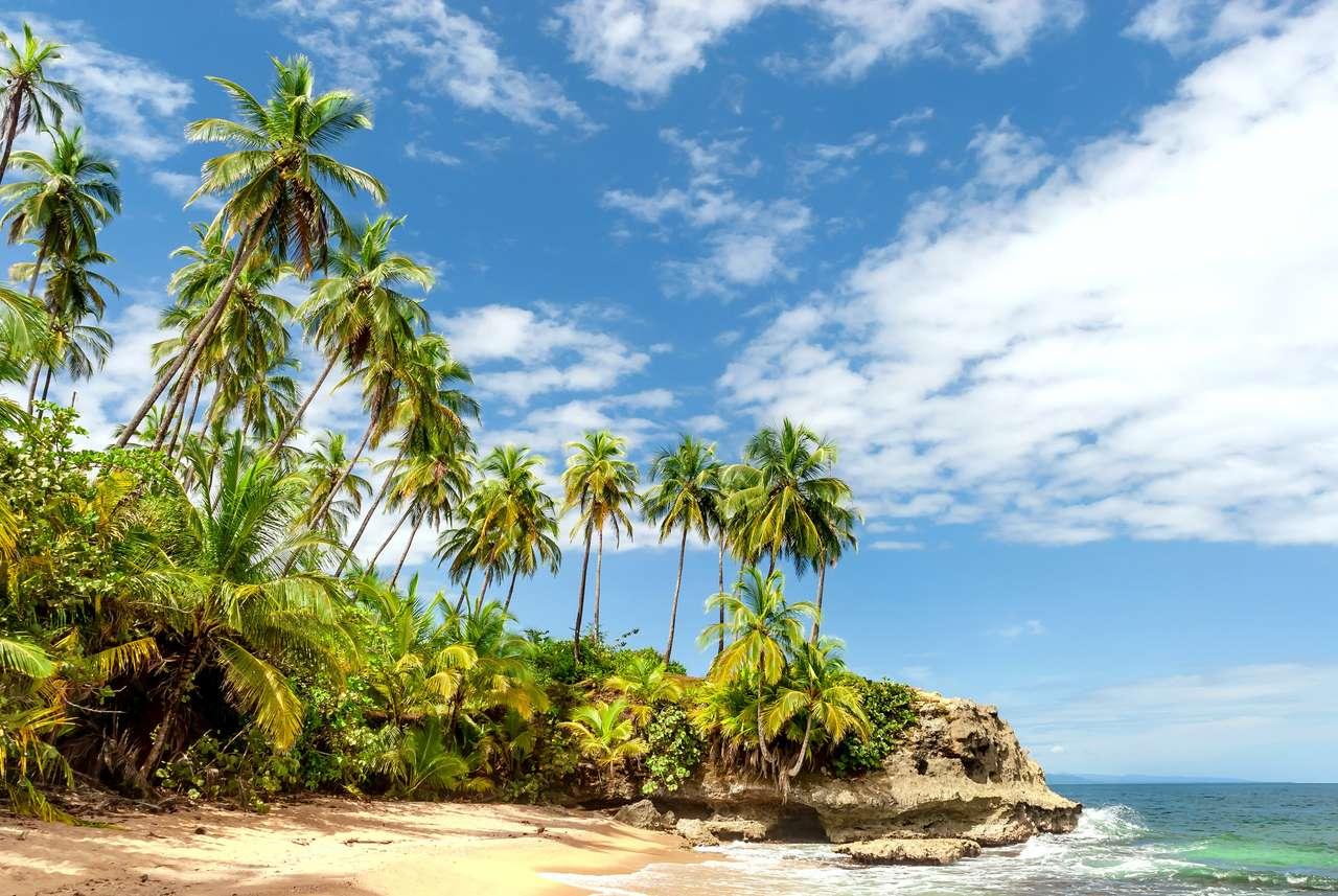 Tropikalny raj w Kostaryce, Manzanillo