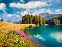 Jezioro Champferersee