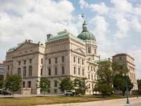 Państwowa siedziba stanu Indiana