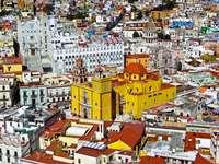 Guanajuato w Meksyku