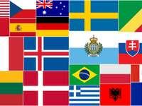 Flagi państwowe