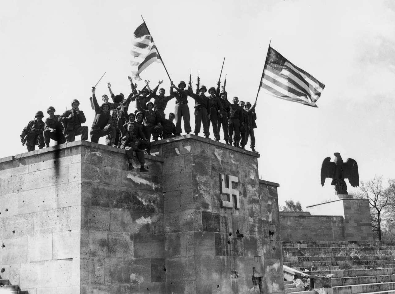 USA podczas II wojny światowej puzzle
