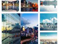 Widoki z Hongkongu