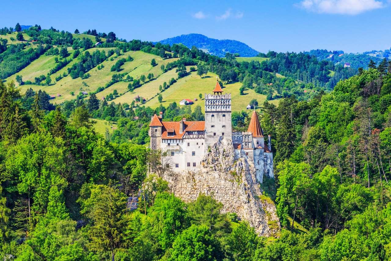Braszów, Transylwania. Rumunia puzzle online