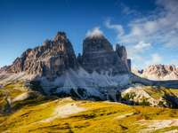 Park Narodowy Tre Cime di Lavaredo,