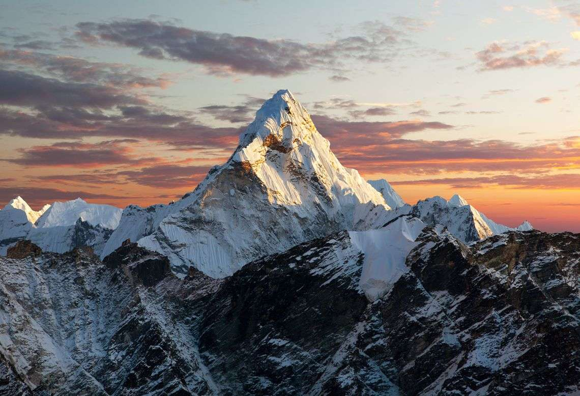 Góra i przyroda