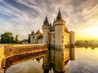 Zamek Sully-sur-Loire