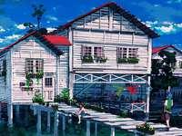 Bardzo ładny dom, prawda?