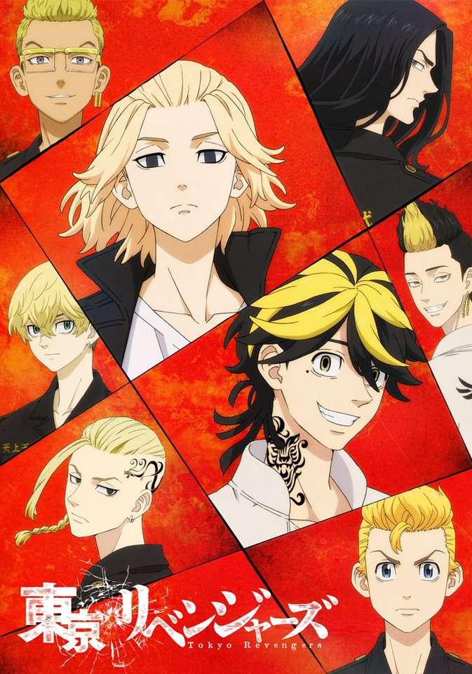 tokio-revengers-60e88086ba4b5 puzzle ze zdjęcia