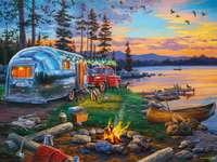 obóz w oluitone