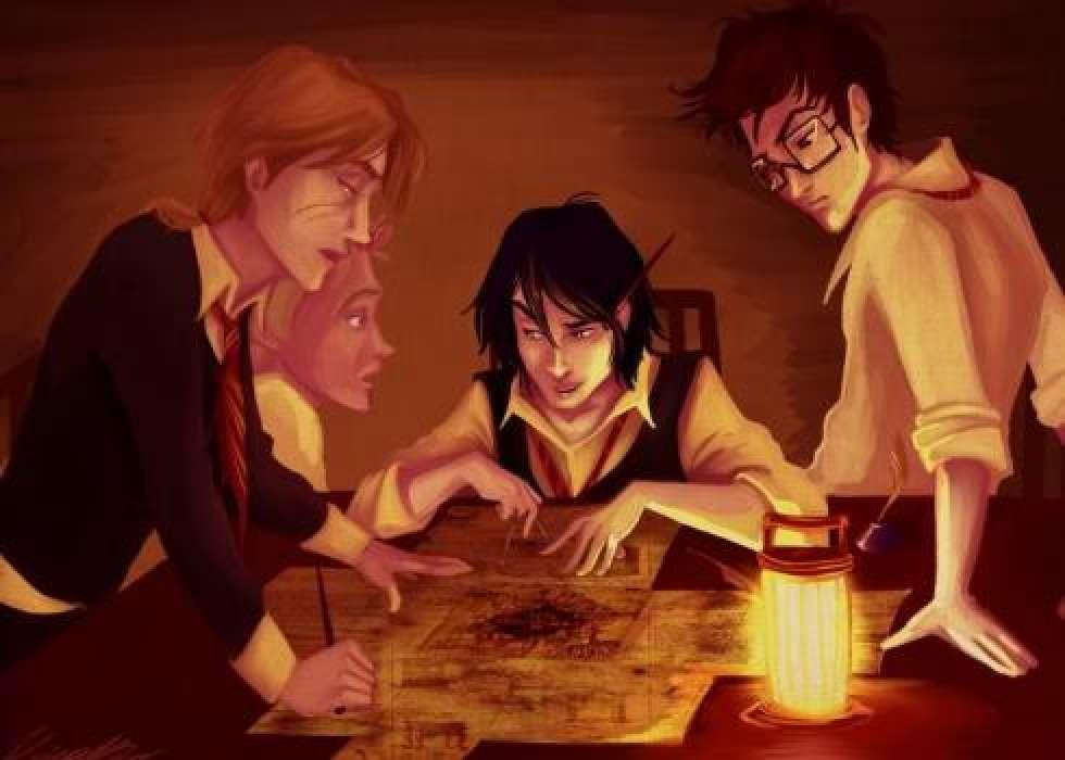 Pozzle Gryffinoru puzzle