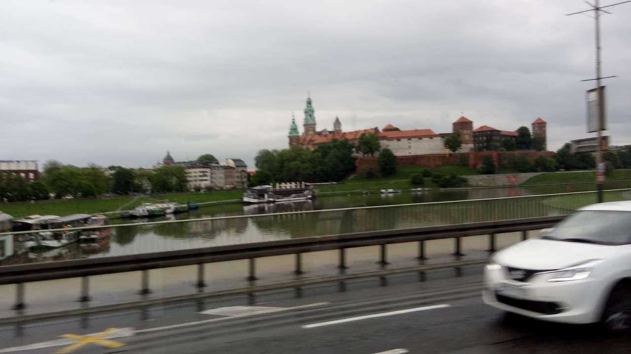 Kraków.... puzzle online